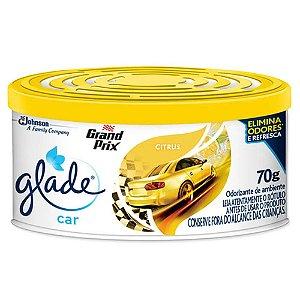 Aromatizante automotivo gp gel car citrus