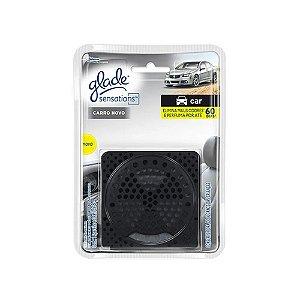 Aromatizante glade sensations carro novo aparelho completo, 8g/ johnson / UN / Glade