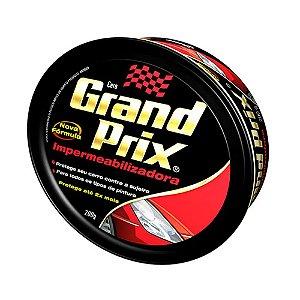 Cera automotiva grand prix impermeabilizadora, johnson 200g / UN / Glade