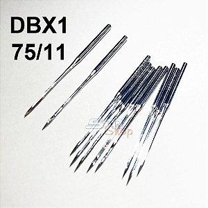 Agulha Lanmax 75/11 para Máquinas de Costura e Bordado Industrial