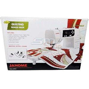 Kit De Mesa Extensora E Calcadores para Máquina de Costura Janome