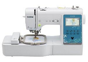 Máquina de Bordado e Costura Brother NV960D Área 10x10 cm