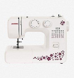 Máquina de Costura Janome 1006P para Acabamentos em Geral