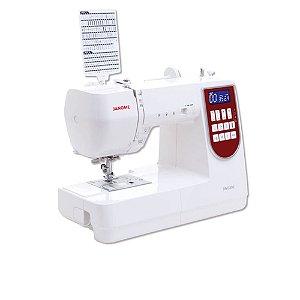 Máquina de Costura Janome DM7200 Ideal para Quilt e Patchwork