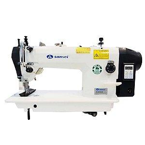 Máquina de Costura Transporte Duplo Sansei SA-M303D Direct Drive