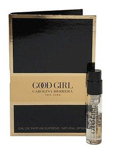 Amostra Perfume Good Girl Supreme edp 1,5ml