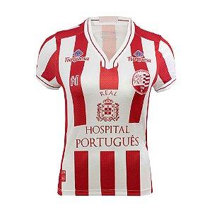 Camisa Náutico I 2019 NSeis - Feminina