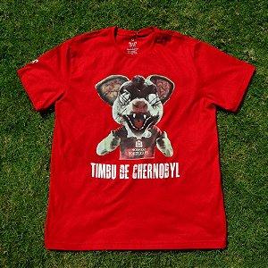 Camisa Náutico Timbushop Timbu Chernobyl - Feminina