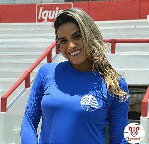 Camisa Náutico Timbushop - UV (proteção solar) - Feminina