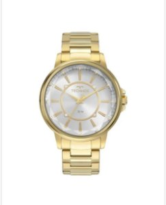 Relógio Technos Dourado Feminino Fashion - 2039CK/4K