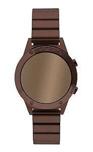 Relógio Euro Feminino Digital Reflexos Marrom - EUJHS31BAE/4M