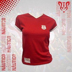 Camisa Retrô Náutico 1901 Timbushop - Feminina