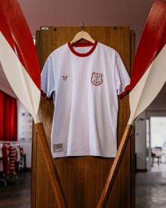 Camisa Náutico Timbushop - Brasao 1901 - Retro