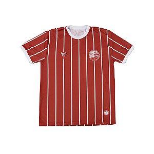 Camisa Náutico Timbushop  - Dry Escudo Atual -Masculina