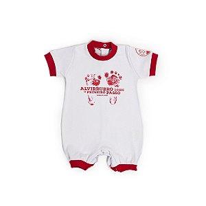 Macacão 1° Passo - Torcida Baby - Timbushop Nautico