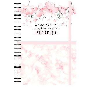 Planner Permanente : Floresça