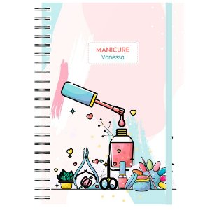 Controle Financeiro: Manicure
