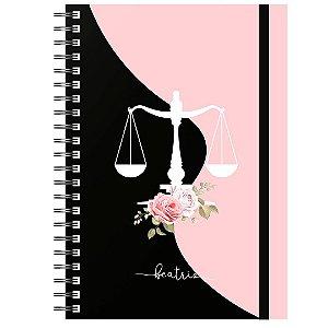 AG Atendimentos : Símbolo Preto/Rosa