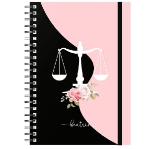 Controle Financeiro : Símbolo Preto/Rosa