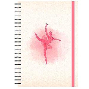 Caderno A5 : Dança Vermelhinha
