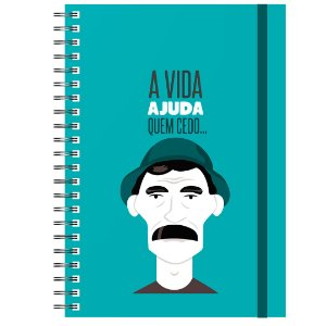 Caderno A5 : Madruga