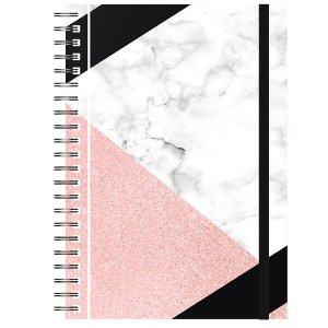 Caderno A5 : Mármore