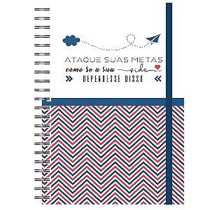 Caderno A5 : Metas