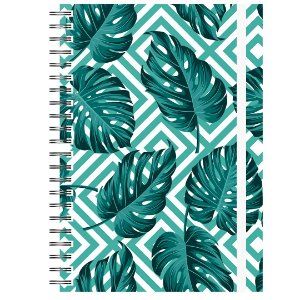 Planner Permanente : Tropical Verde