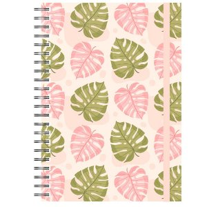 Planner Permanente : Tropical Rosa