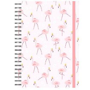 Planner Permanente : Flamingo Rosa