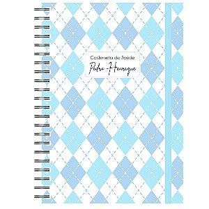 Caderneta de Saúde - Losango Azul