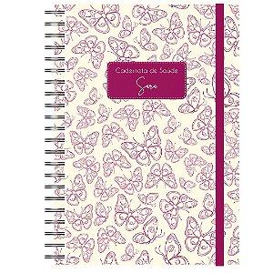 Caderneta de Saúde - Borboletas