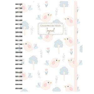 Caderneta de Saúde - Passarinhos