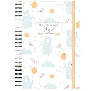 Caderneta de Saúde - Balão Urso