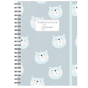 Caderneta de Saúde - Rostinho Urso