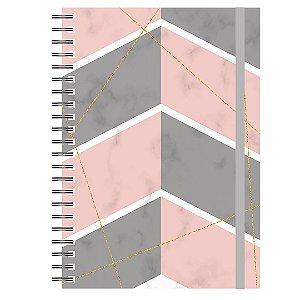 Planner Permanente : Abstrato Mármore