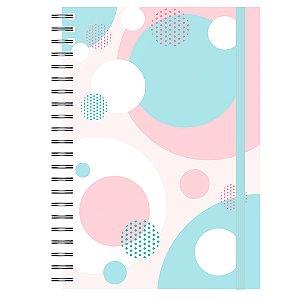 Controle Financeiro : Abstrato Colorido