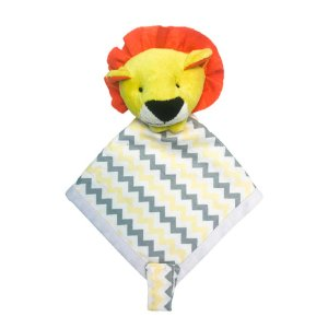 Naninha - Leão Amarelo/Laranja