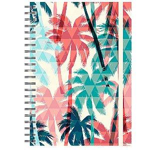 Caderno A5 : Tropical Verão