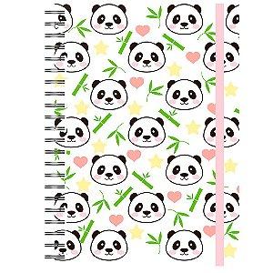 Caderno A5 : Pandas Pequenos