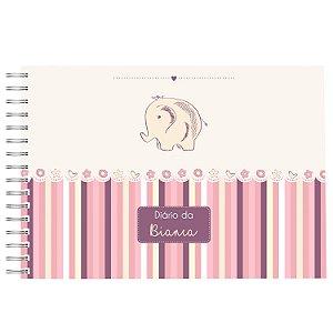Diário do Bebê - Elefantinha
