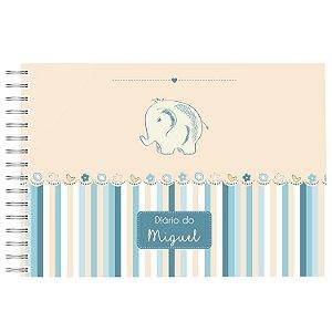 Diário do Bebê - Elefantinho