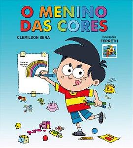 O menino das cores (Clemilson Sena)
