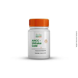 AHCC Shitake Gold - Cápsulas da Imunidade