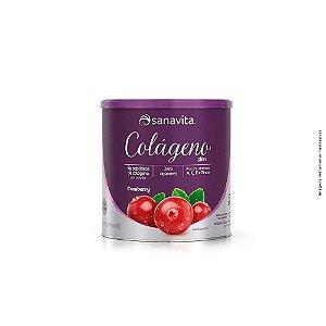 Colágeno Skin Cranberry Lata - 300g