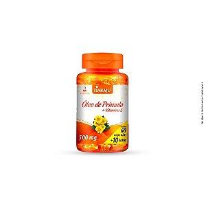 Óleo de Prímula + Vitamina E - 70 Cápsulas