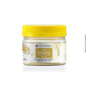 Argila Amarela Phytoterápica - 200g