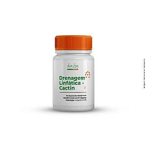 Drenagem Linfática em Cápsula - Cactin