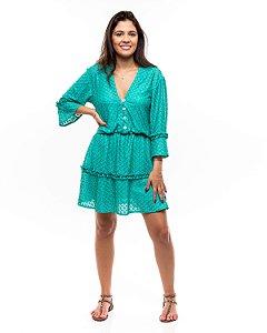 Vestido Jade Esmeralda