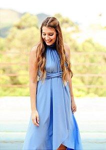 Vestido FEMS Azul